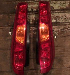 Задний левый фонарь Nissan X-Trail T31