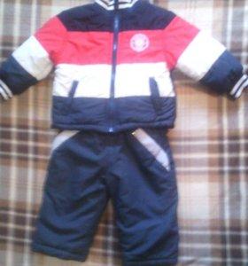 Детский осенний костюм