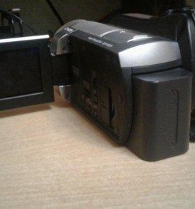 камера SONY HANDYCAM Super steadyshot DCR-SR220E
