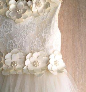 Платье на прокат 116 см
