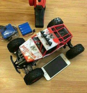 Радиоуправляемая машина - Rock Crawler 4WD - 1/16