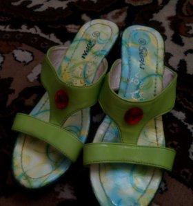 Продам летнюю обувь (пара 200р.)
