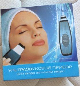 Ультразвуковой прибор для лица Gezatone