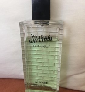 JEAN PAUL GAULTIER MONSIEUR мужской парфюм