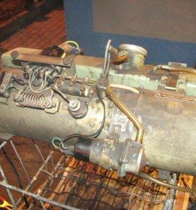 Автономный отопитель салона бензиновый