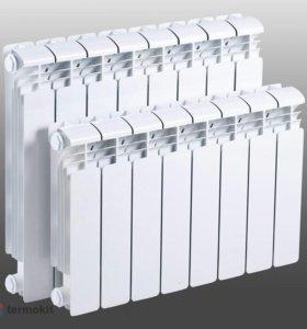 Радиатор алюминий