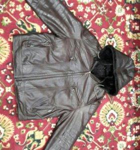 Куртка зимняя 52—54р