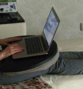 Подставка для ноутбука, на ноги