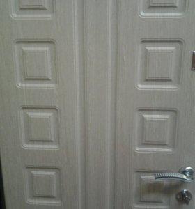 Дверь металическая новая