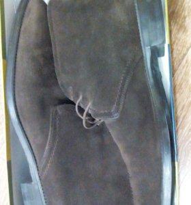 Ботинки мужские 43,5