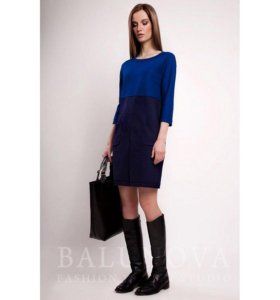 Платье шерстяное Лариса Балунова