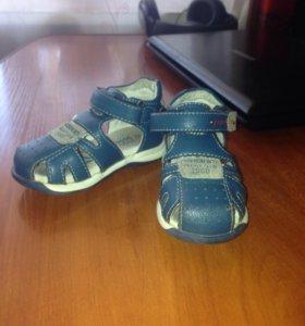 Ортопедическая обувь на мальчика