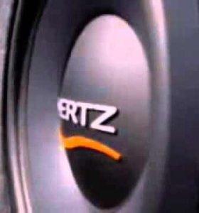 Сабвуфер Hertz ES 300D в коробе зя