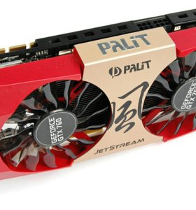 Видеокарта Palit GeForce GTX 760 2 Gb