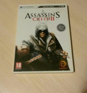 Компьютерная игра Assassin's creed 2
