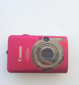 Canon ixsus 95 is