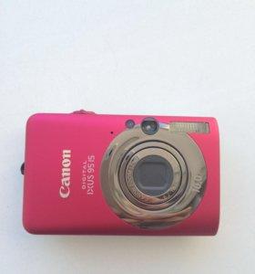 Canon ixsus 95 is