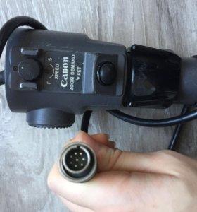 Управление зумом canon zsd-300m