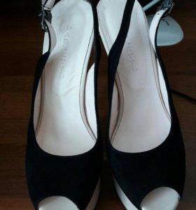 Туфли паоллети
