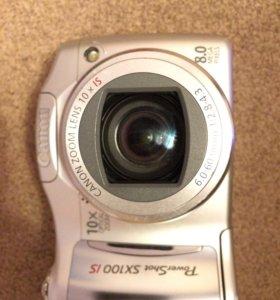 Фотоаппарат Canon SX 100 IS