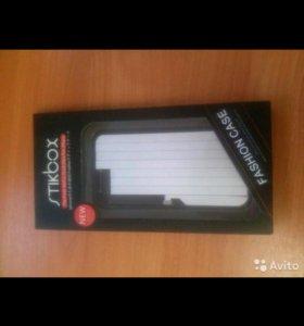 Stikbox чехол + монопод + подставка -для iPhone 6