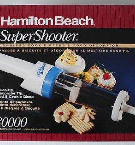 Hamilton beach кондитерский  шприц