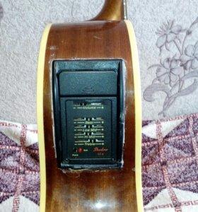 Гитара fernandes электроакустика