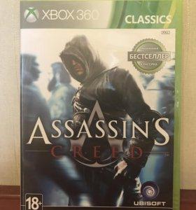 Assassin's creed XBOX 360 англ.