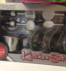 Посудка детская 🍽🙂