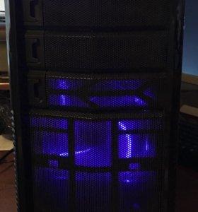 Мощный Компьютер для работы и игр