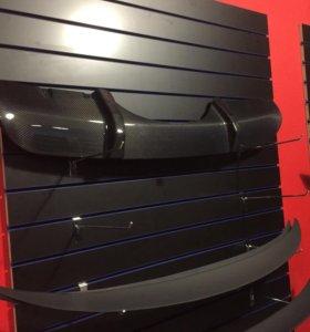 Задний диффузор m performance для BMW X5 f15