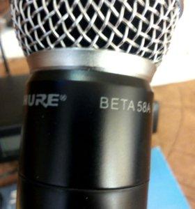Shure SLX BETA 58A