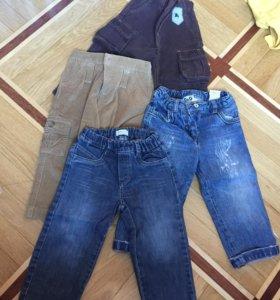 Детские джинсы, брюки. Оригинал