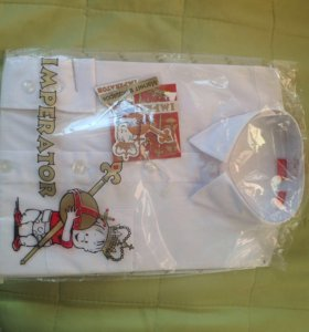 Новая рубашка (92-98)