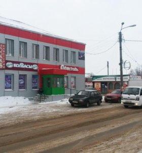 Торговое помещение в г Михайлов, Рязанской обл.