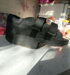 Ортопедическая обувь р 38