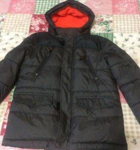 детская куртка, зимняя 9-11 лет