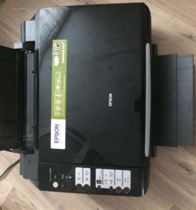 Epson Stylus CX7300 принтер+ сканер+ копир