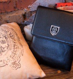 Philipp Plein сумка+подарок ЧАСЫ