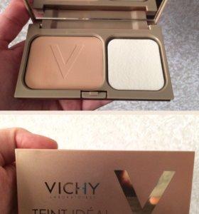 Новая пудра Vichy