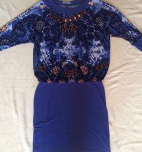 Платье летучая мышь 300р