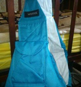 Слинг (рюкзак для переноски ребенка)