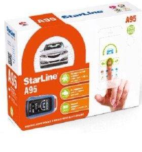 Сигнализация Star Line A95 BT CAN+LIN