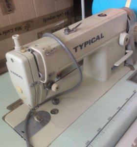 """Швейная машина """"TYPICAL"""" серия GC6150"""