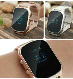 Детские/Подростковые часы Smart GPS Watch T58