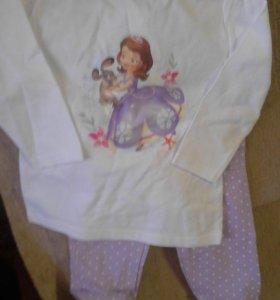 Пижама новая Дисней