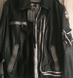 Мужская кожаная куртка Sussex