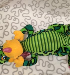 Дракон 50см плюшевая игрушка