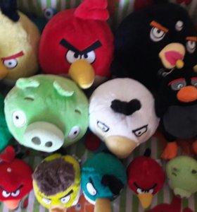 Злые птички