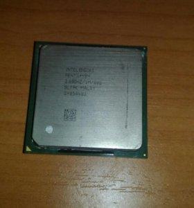 S 478 Pentium® HT 520 2.8/1M/800 (SL79K)